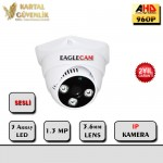 2mp 3 Array Led 3,6mm Ip Kamera (JVS)- 217