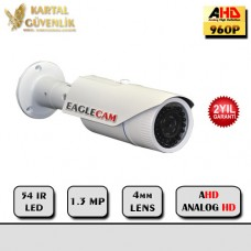 2MP 54 IR Led 4 MM Lens AHD Kamera- 207