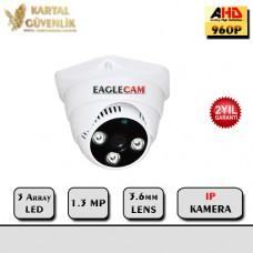 2mp 3 Array Led 3,6mm Ip Kamera (GM)- 215