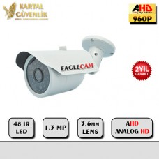 2MP 48 IR Led 3,6 MM Lens AHD Kamera- 205