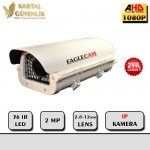 2mp 36 IR Led 2.8-12mm Ip Kamera (Sony Exmor)- 222
