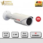 2mp 42 IR Led 4mm Ip Kamera (OVI)- 219