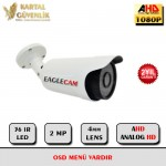 2 MP 36 IR Led 4 MM Lens AHD Kamera- 209