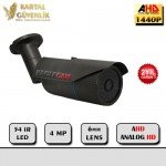 4 MP 54 IR Led 6 MM Lens AHD Kamera- 213